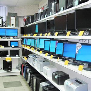 Компьютерные магазины Донского