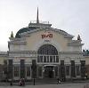 Железнодорожные вокзалы в Донском
